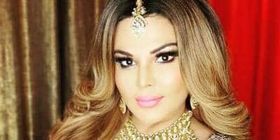 Rakhi Sawant's husband Ritesh takes to social media to defend her as politician degrades her name: 'Please treat its warning!'