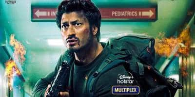 Vidyut Jammwal starrer Sanak – Hope Under Siege to take the digital route; check out the new poster