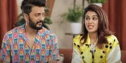 Genelia D'Souza reacts to a troll who said 'even kids will be shocked and embarrassed with all your overacting'