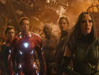 Avengers: Infinity War Review-