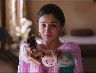 An engrossing espionage drama with good performances especially of Alia Bhatt