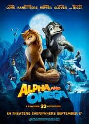Alpha and Omega 3D