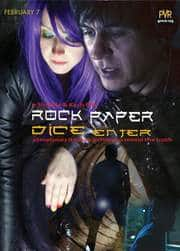 Rock Paper Dice Enter