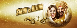 Poster - Singh is Bliing