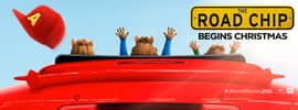 Poster - Alvin and the Chipmunks: The Road Chip