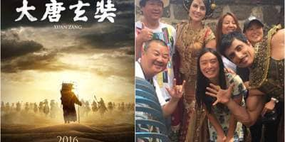 This Chinese Film Starring Sonu Sood & Ali Fazal Is Going To The Oscars