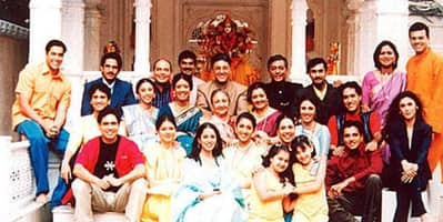 The Cast Of 'Kyunki Saas Bhi Kabhi Bahu Thi' : Then And Now!
