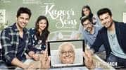 Poster - Kapoor & Sons