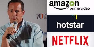 Netflix VERSUS Amazon Prime Video & Hotstar: The Vice President Erik Barmack Reveals If He Cares About Competition!