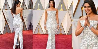 In Pictures: Did Priyanka Chopra Nail Her Oscars 2017 Red Carpet Game?
