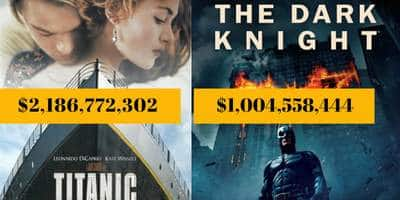 28 Hollywood Blockbusters That Have Grossed Over 1 Billion Dollars Worldwide