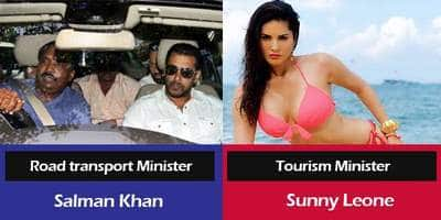 If Bollywood Was A Country Here's Who Would Be Spearheading The Political Bandwagon!