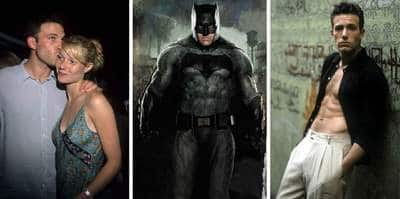 15 Facts You Probably Didn't Know About The 'Justice League' Star, Ben Affleck!
