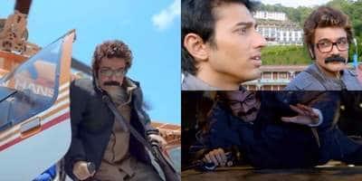 Watch: We Hope That Srijit Mukherji And Prosenjit's Bengali Film 'Yeti Obhijaan' Would Break Posto's Record!
