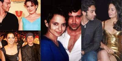 The Alleged Affairs Of Bollywood's Queen, Kangana Ranaut!
