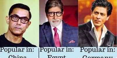 14 Bollywood Stars And The Countries Crazy About Them