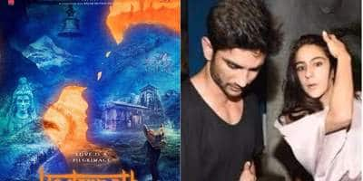 6 Things You Didn't Know About Sushant Singh Rajput And Sara Ali Khan's Kedarnath