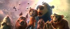 Wonder Park still shot