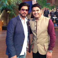 Kapil Sharma Lashes Out At Rumours He Made SRK Wait On Set