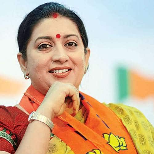 Happy Birthday Smriti Irani: Ekta Kapoor, Ronit Roy And Others Shower The Honorable Minister With Love