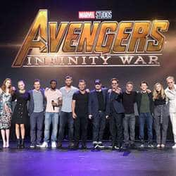 Marvel Studios Teases Avengers: Infinity War At D23 Expo