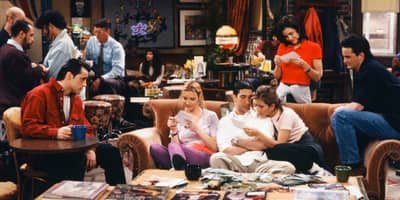 Actors Who Played More Than One Character On Friends And You Didn't Even Notice!