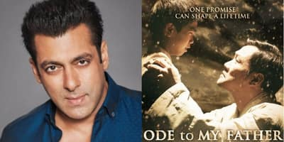 Salman's Bharat An Official Remake Of Ode To My Father