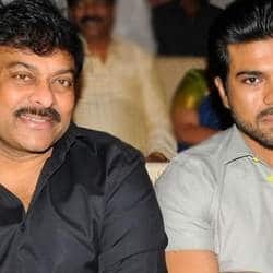 Chiranjeevi Set To Join 'Bruce Lee' Sets