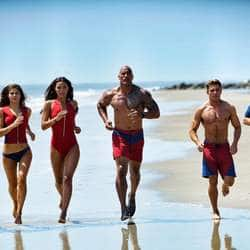 New Cast Photo Shows Off Baywatch Team