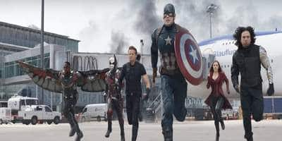 Captain America: Civil War's Second Trailer is Out and it's Bigger, Better With an Absolute Surprise!