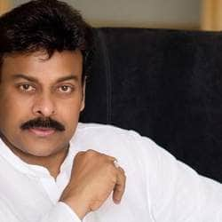 Grand Set Being Erected For Chiranjeevi's 150th Film