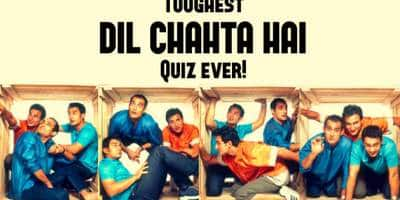 Toughest Dil Chahta Hai Quiz Ever!