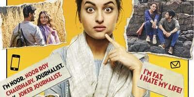 Noor Trailer Drives Itself Totally On Sonakshi, Holds Back Too Much Gives Away Too Little !