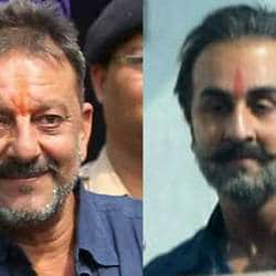 Here's How Sanjay Dutt Reacted On Seeing Ranbir Kapoor's Transformation For His Biopic!