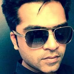 Simbu Supported By His Fans