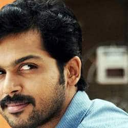 Karthi To Play triple Roles In 'Kashmora'