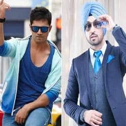 Diljit Dosanjh, Varun Dhawan In Karan Johar's Next?
