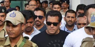 Blackbuck Poaching Case: Salman Khan Gets Bail, To Be Out By Evening
