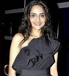 Madhoo to make a comeback with Telugu film