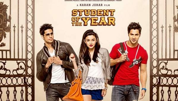 Which Student of The Year Character Are You?