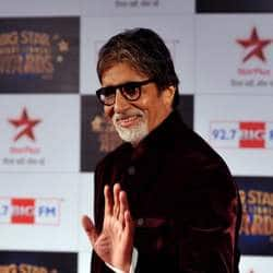 Megastar Amitabh Bachchan receives Star of the Millennium award, feels 'embarrassed' on audience's standing ovation