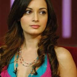 I love being in front of the camera but I love the fact that I have more control as a producer, says Dia Mirza