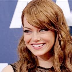 I love Andrew Garfield very much, says Emma Stone