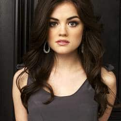 Lucy Hale in an awkward moment while auditioning for 50 Shades of Grey