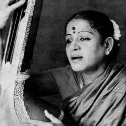 M.S. Subbulakshmi biopic lands in serious trouble?
