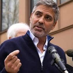George Clooney goes vocal on his recent arrest