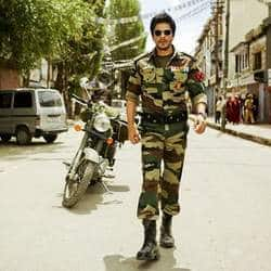 Shah Rukh Khan spellbound by the Valley