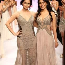 Gulshan Kumar's daughter debut at LFW with fairy tale collection