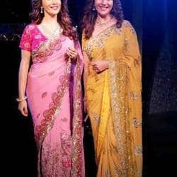 Madhuri Dixit, new guest at Madame Tussauds