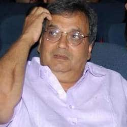 Lack of good scripts forcing Subhash Ghai not to make films